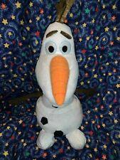 "Ty Beanie Babies Disney Olaf 10"" Beanbag Plush Stuffed Animal Toy"