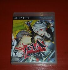 Persona 4: Arena (Sony PlayStation 3, 2012 PS3)-Complete
