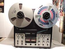 Tonbandmaschine TD 20 A  Tandberg