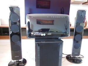 Samsung HT-X720G DVD / 400 Watt - Home Theater System 2.1- DVD Player/AM/FM