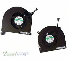 """New CPU Cooling Fan Left+Right for Apple Macbook Pro 17""""A1297 2009 2010 2011 US"""