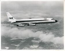 AVIATION c.1960 - Avion de Ligne TWA Convair 880 - AV 78