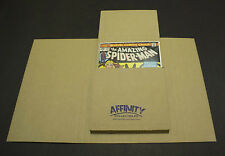 50 GEMINI Comic Book Flash Mailers (Fits most Comic and Graphic Novel sizes)
