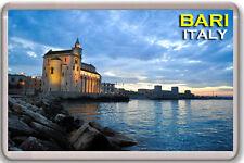 BARI ITALY FRIDGE MAGNET SOUVENIR IMAN NEVERA