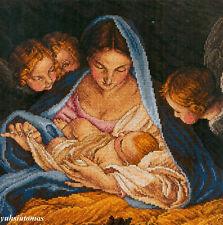 Janlynn Cross Stitch Kit - Madonna and Angels