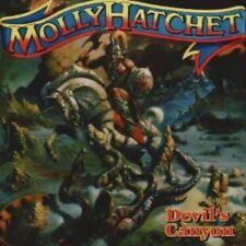 MOLLY HATCHET - DEVIL'S CANYON  CD 11 TRACKS ROCK POP NEUF