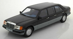 1/18 Cult Scale 1990 Mercedes Benz W124 stretch limousine CML012-1