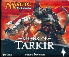 MTG MAGIC 1 FAT PACK KHANS OF TARKIR ANGLAIS