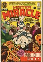 Mister Miracle 1971 series # 3 very fine comic book