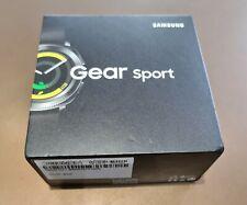 Samsung SM-R600NZKABTU Gear Sport 4 GB Smartwatch - Black