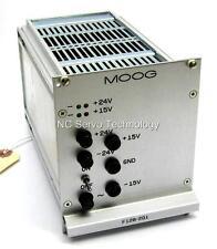Moog F128-201 Power Supply F128-201C03 Rebuilt, Tested w/6 Month Warranty