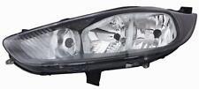 Faro anteriore DESTRO SX Ford FIESTA DAL 2013> H7-H15  P.NERA  ELETT.