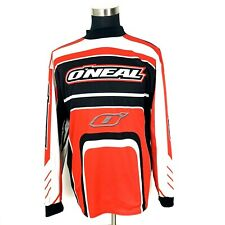 Oneal Racing motocross jersey Medium Long Sleeve Good Condition