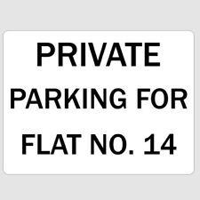 Private Personalised Decorative Plaques & Signs