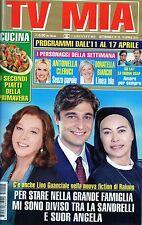 Tv Mia.Lino Guanciale,Stefania Sandrelli & Elena Sofia Ricci,Antonella Clerici,i