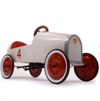 Baghera 'Bianchi' pedal car