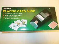 Jobar's playing card dealer shoe