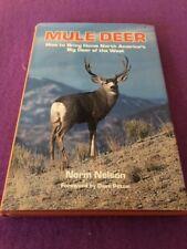MULE DEER, how to bring home NorthAmerica's big deer of the west