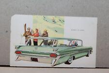 Picture Ref. #69237 Factory Photo 1959 Pontiac Bonneville Safari