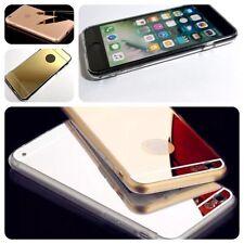 Original Apple iPhone 7 Case 4.7 Screen Model Hybrid Tech Prestige Mirror Gold