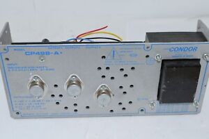 Condor SL Power CP498-A+ Linear Power Supply 150W 3 OUT +5 +12-12