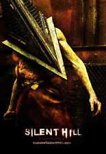 SILENT HILL Movie MINI Promo POSTER L Radha Mitchell Laurie Holden Sean Bean