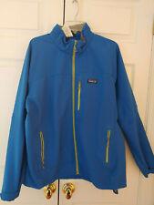 Men Patagonia Simple Guide Blue Full Zip Jacket Size XL