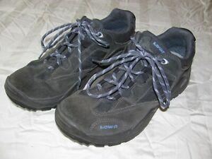 LOWA Sneaker SIRKOS GTX MONOWRAP Wander Trekking Lauf Schuhe GORE-TEX Gr. 44,5