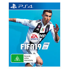 FIFA 19 PS4 Game Sony Playstation 4 Brand New