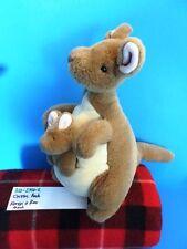 Gund Classic Pooh Kanga and Roo plush(310-2393-2)