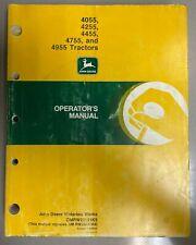 John Deere 4055 4255 4455 4755 Amp 4955 Tractor Op Manual Omrw25631k9 Q 3