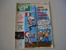MOTOSPRINT 36/1978 PROVA TEST MOTO KTM GS 125