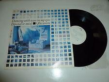 "ULTRAVOX - Dancing With Tears In My Eyes - 1984 UK 3-track 12"" vinyl single"