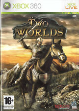 Two Worlds Microsoft Xbox 360 16+ RPG Role Playing Game (Spanish Version)