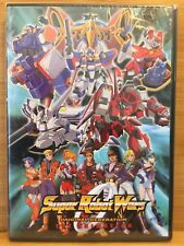 Super Robot Wars: Original Generation complete OVA / NEW anime DVD Anime Works