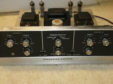 1 Stromberg Carlson ASR-333 Tube Amplifier (USA) Working