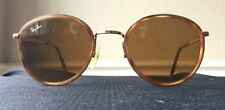 Ray Ban Adin Z0512 Gold Tone Frame Tortise B15 Bausch Lomb Lens Vintage Rare