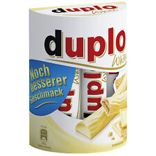 Ferrero DUPLO WHITE Chocolate bars-Made in Germany-( no cool pack) FREE SHIPPING