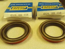 Auto Trans Oil Pump Seal Parts Master PM 6712NA / 18692 / 47396 / FREE Shipping!
