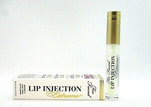 Too Faced Lip Injection Extreme Instantly & Long Term ~ 4.0 g / BNIB