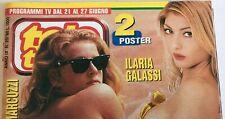 25 1998 Magazine Ilaria Galassi poster - Michelle Hunziker Antonella Elia
