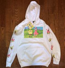 NWT Spongebob Squarepants Hoodie Mens Size M Patrick Sweatshirt Pullover