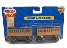 ANNIE & CLARABEL Thomas Tank Engine Wooden Coaches NEW IN BOX
