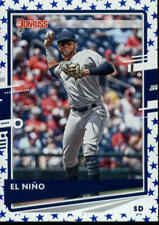 2020 Donruss Variations (EL Nino) Independence Day #83 Fernando Tatis Jr. Padres