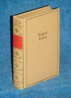 The Works Of Rudyard Kipling 1920's Walter J Black HC