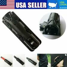 Expandable 360° Rotation Swivelling Baton Case Telescopic Stand Holder Plastic