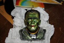 Christopher Radko Universal Monsters Frankenstein Christmas ornament