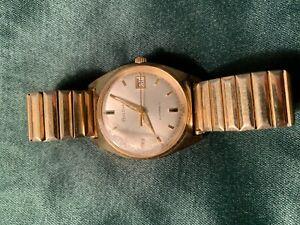 vintage automatic bulova watch