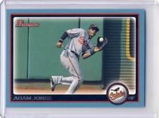 2010 Bowman ADAM JONES Blue Parallel #187 247/520 Orioles