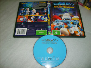 THE SMURFS: THE LEGEND OF SMURFY HOLLOW - 2013 Sony Pictures DVD Issue Animation